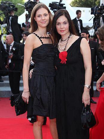 Екатерина с дочкой