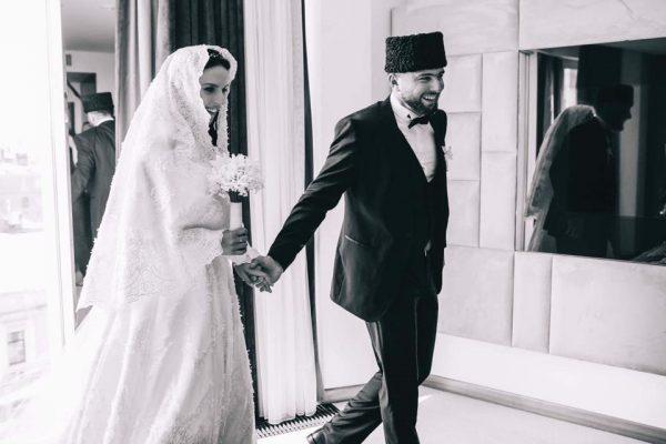 Фото со свадьбы Джамалы