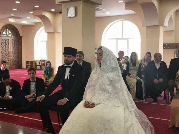 Фото со свадьбы Джамалы. Певица и ее муж Бекир