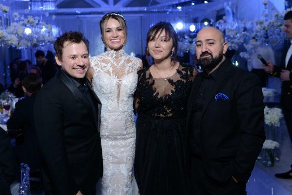 Фото со свадьбы Виталия Гогунского
