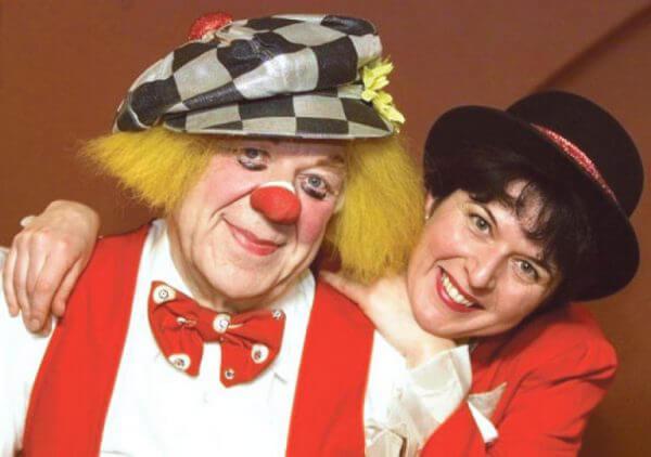 Габриэлла, супруга клоуна
