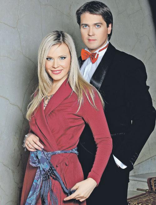 Мария Куликова и бывший муж