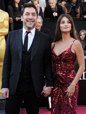 Пенелопа Круз с мужем