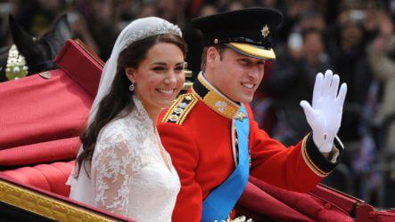 Кейт Мидлтон и Принц Уильям. История любви