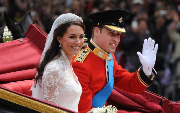 Свадьба Кейт Мидлтон и принца Уильяма