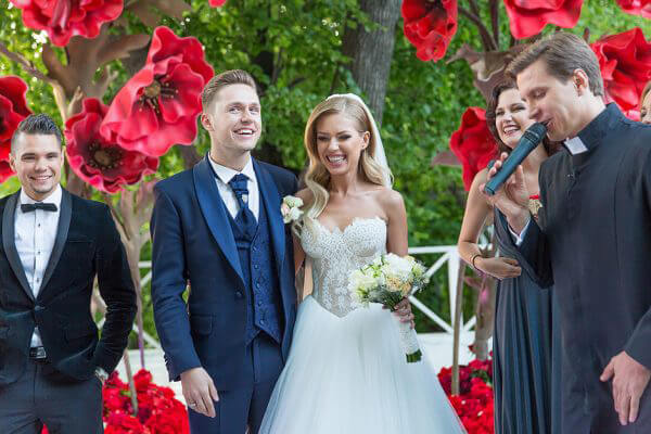 Свадьба Влада и Риты Дакоты