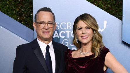 Том Хэнкс и его жена Рита Уилсон заразились коронавирусом