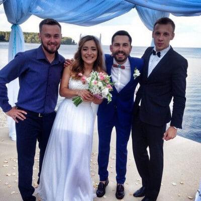 Бедняков женился на Анастасии